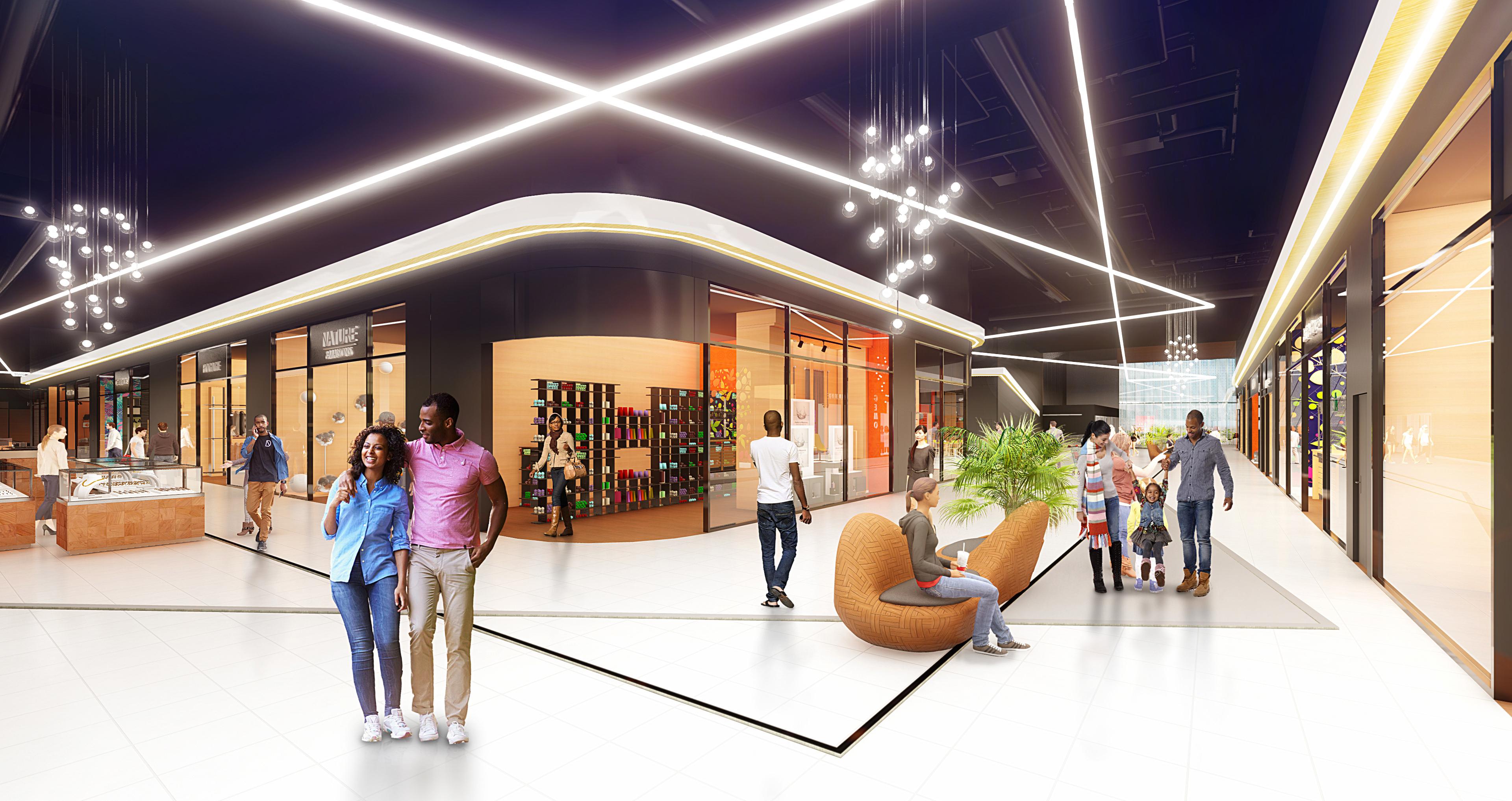 Centre Commercial Les Terass Saint Joseph